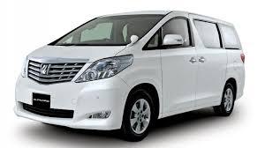 Toyota Alphard- Stroud taxis